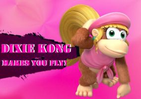 Dixie Kong Voting by Sulfura