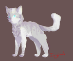 Ivypool by dovepaw3000