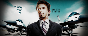 Tony Stark#2 by GamerX54