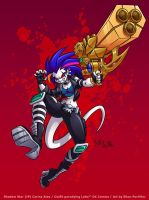 Shadow Star as Lobo by eltonpot