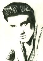 Elvis by synthmasterj
