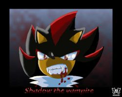 Shadow the vampire by Medowsweet