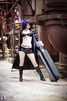 Black Rock Shooter Cosplay by AkemiYukimura
