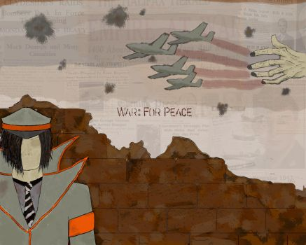 cease fire by OneBulletConfession