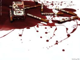Smoking Kills by kattefisk