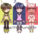 Paypal Set Price Adopts #2 [ 2/3 OPEN] by KissThisPumpkin