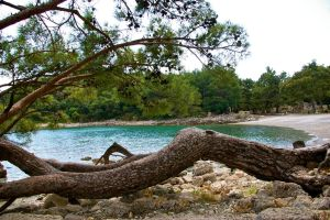 Phaselis Bay by Crossfade41