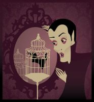 The Vampire by Tabbathehutt