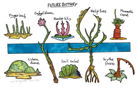 Future botany by MickMcDee