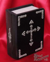 Reliquary Book Box by Valerian