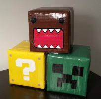 Mini-Blocks by DuctileCreations