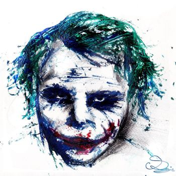 The Joker by Suttida