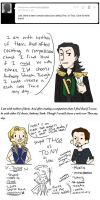 Thor or Tony? by lorddanty