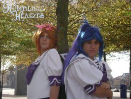 Rumbling Hearts cosplay 02 by angelic-cat15