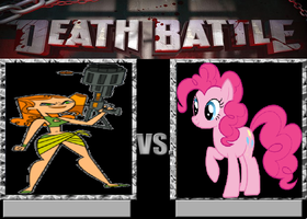 Death Battle Idea 51 by WeirdKev-27