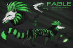 Fable Reference Sheet by SProffitt