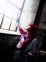 Angel Beats! Yui Nyan Cosplay - Yui's Release by K-I-M-I