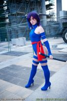 Ninja Assassin by Olivias-Atelier