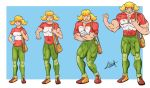 Penny Muscle Growth by the-Sleuth