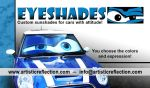 Eyeshades Business Card by dittin03