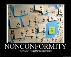 Nonconformity by the-chosen-pessimist