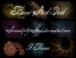 Flame Stock Pack 3 by SerendipityStock