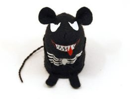 Venom Mouse by The-House-of-Mouse