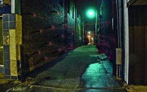 Secure Alley by anthonyesau