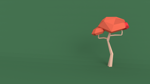 Low Poly Tree *Tutorial* by Dustinnb