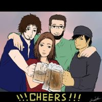 Cheers!!! by Alex055