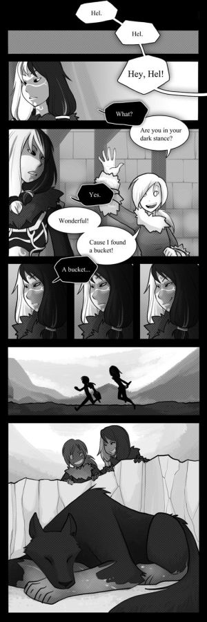 Smite - Problems - Childhood Past, page 27