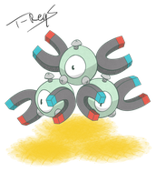 Magneton by T-Reqs