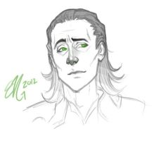 Loki Laufeyson by DagmarVanadiel
