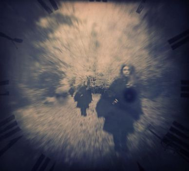 Time travel by Thomaskellerman
