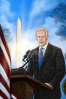 Joe Biden Political Power by VinRoc