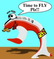 Time to FLY Plz by planeplz