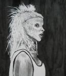 Yolandi Visser by decaygirl13