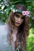 Ethereal woodland beauty by AngiWallace