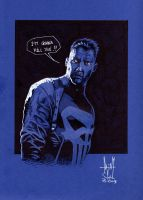 Punisher by Soul-the-Awkward