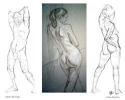 Figure Drawing 05 by SupermanBatman