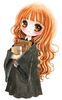 Goodbye Hermione by tho-be
