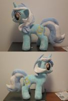 Lyra Heartstrings plush by Little-Broy-Peep