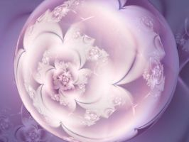 Another Flower in a Ball by deloulark