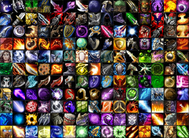 dota proposed items and heroes by daesk
