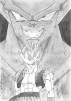 Gojeta Vs Janemba by LuffyWKF