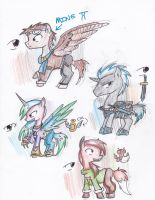 MLP Adoptables by Rustyscout
