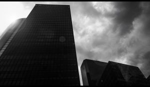 The Black City by OneAndOnly11