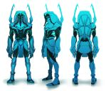 Blue Beetle: Khaji Da +STAGE TWO+ by dou-hong