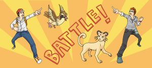 AC - EPIC POKEMON BATTLE no jk by Bloody-Idiot