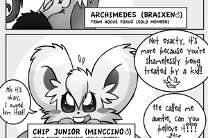 PMDU Mission1: Part 1 (Click For Comic!) by SoftMonKeychains